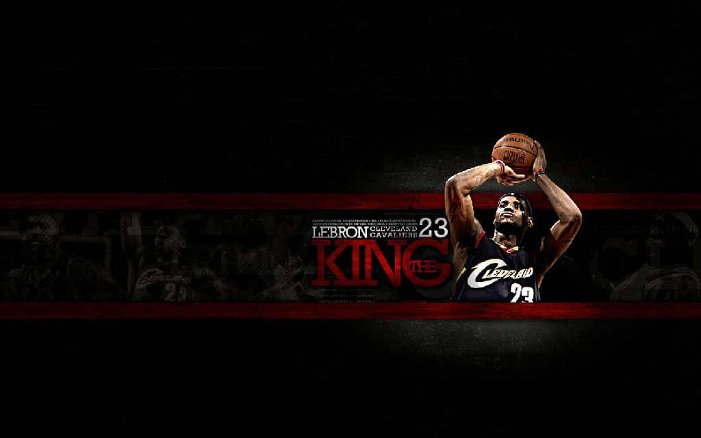 LeBron James Widescreen Wallpaper   Cleveland Cavaliers Wallpaper 1024x640