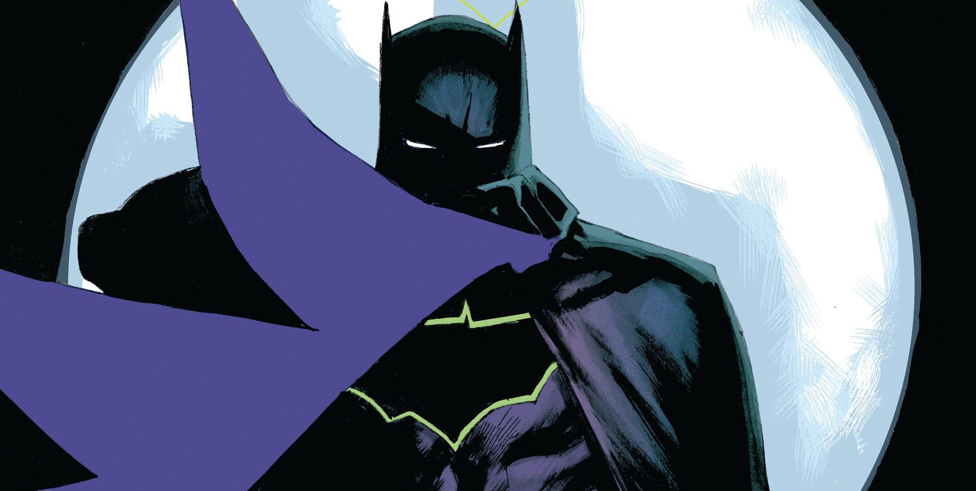 Dc Rebirth Batman Wallpaper 1986x1000