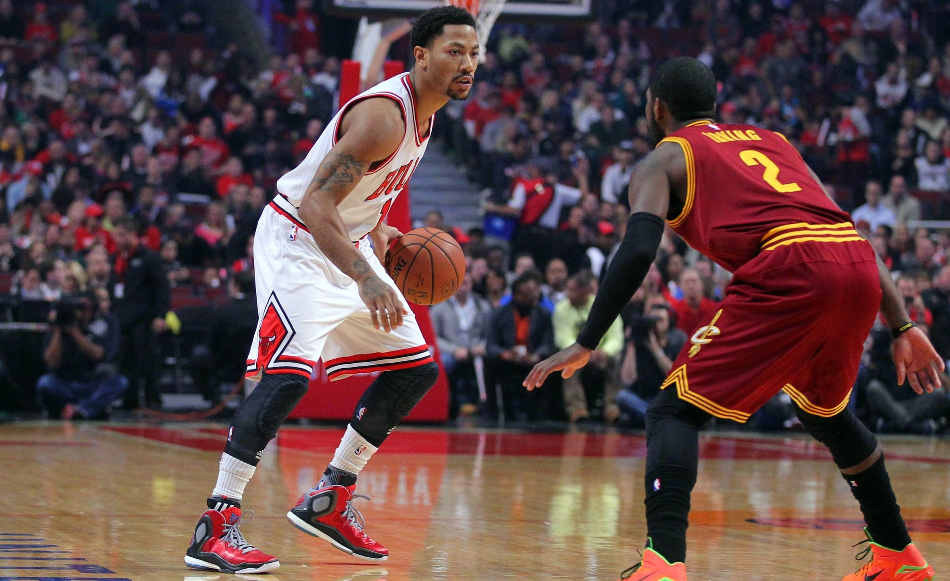 Chicago Bulls Can Defeat the Cavaliers if Derrick Rose Continues to 1917x1174