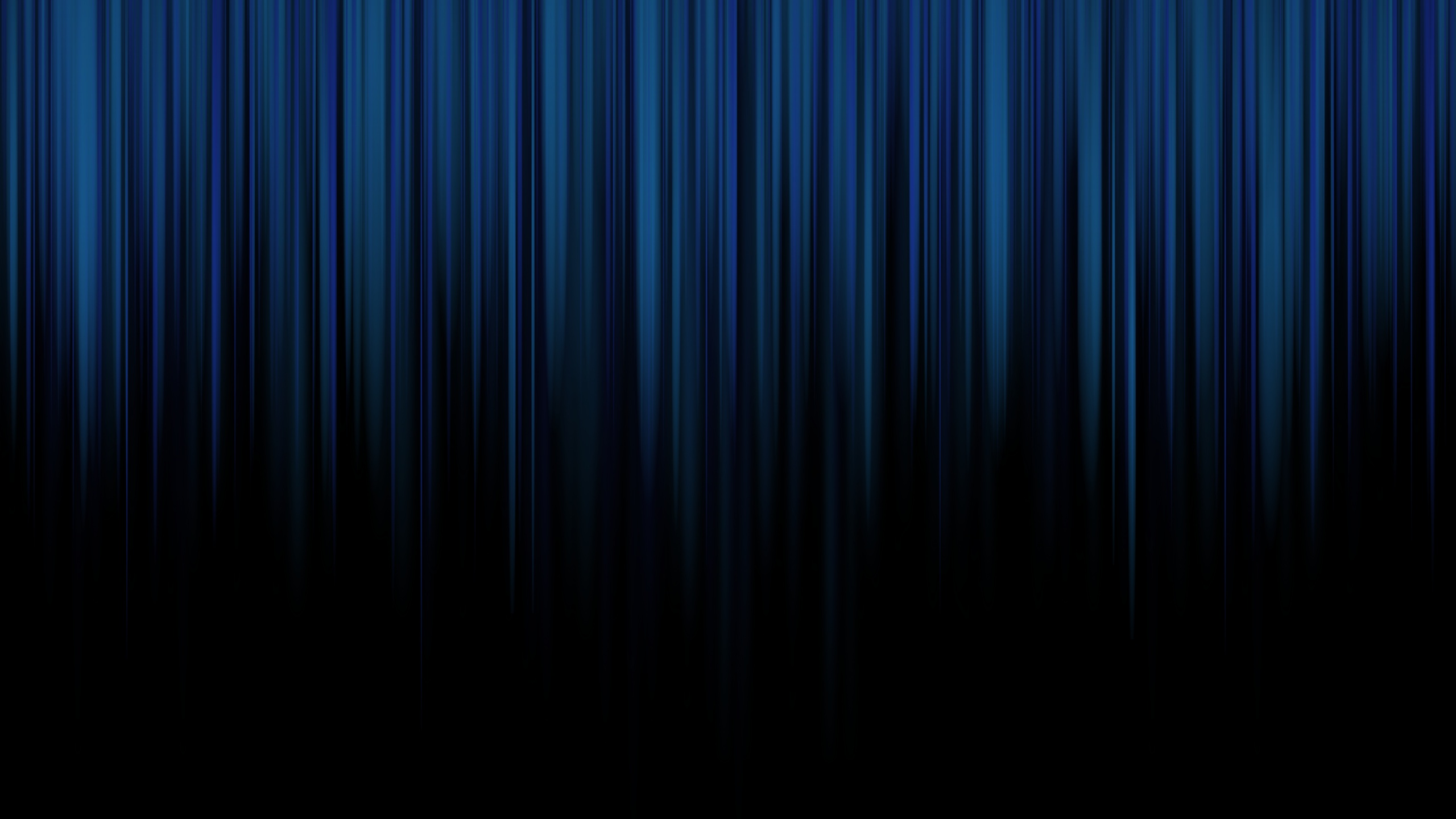 2560x1440 Black and Blue Stripes desktop PC and Mac wallpaper 2560x1440