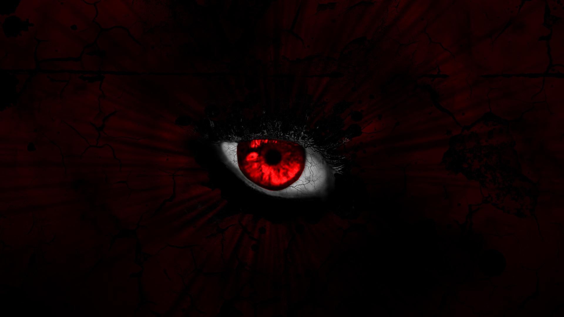 1920x1080px Red Eye Wallpaper Wallpapersafari