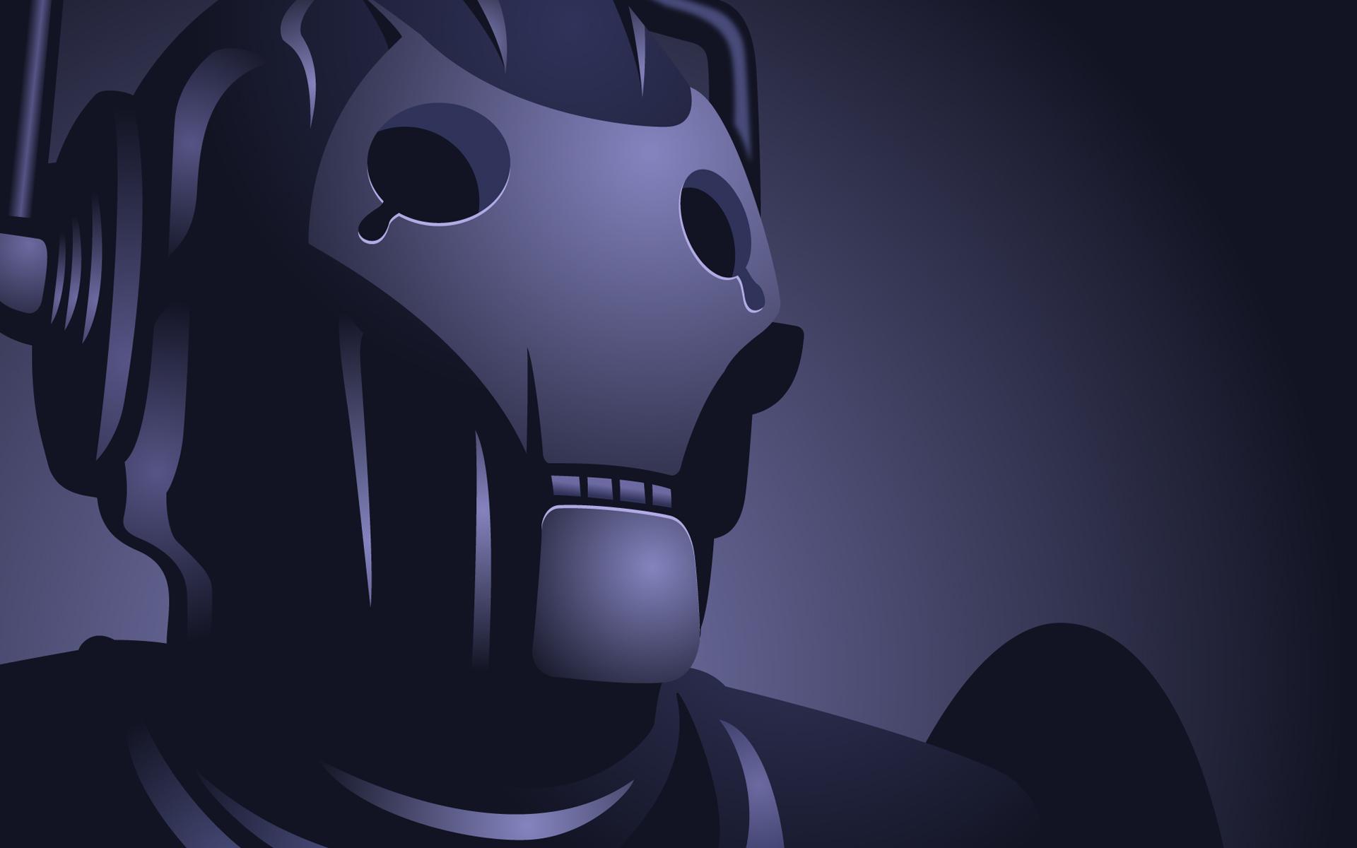 Cool Robot Wallpaper - WallpaperSafari