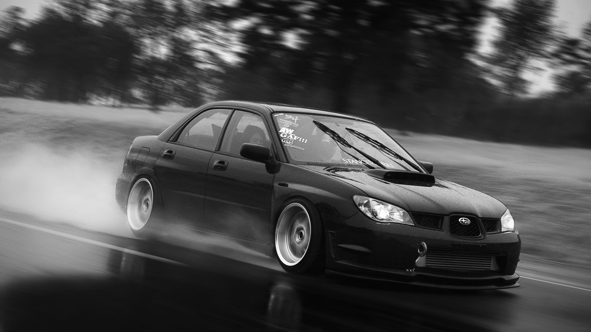 HD Subaru Wallpaper  WallpaperSafari