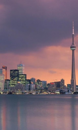 Toronto Wallpapers HD application is a wallpaper collection of 307x512