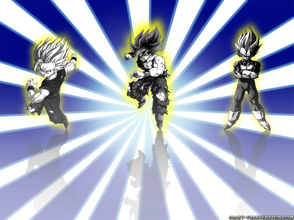 The Best Cartoon Wallpapers Dragon Ball Z Best Wallpapers Gallery 1024x768