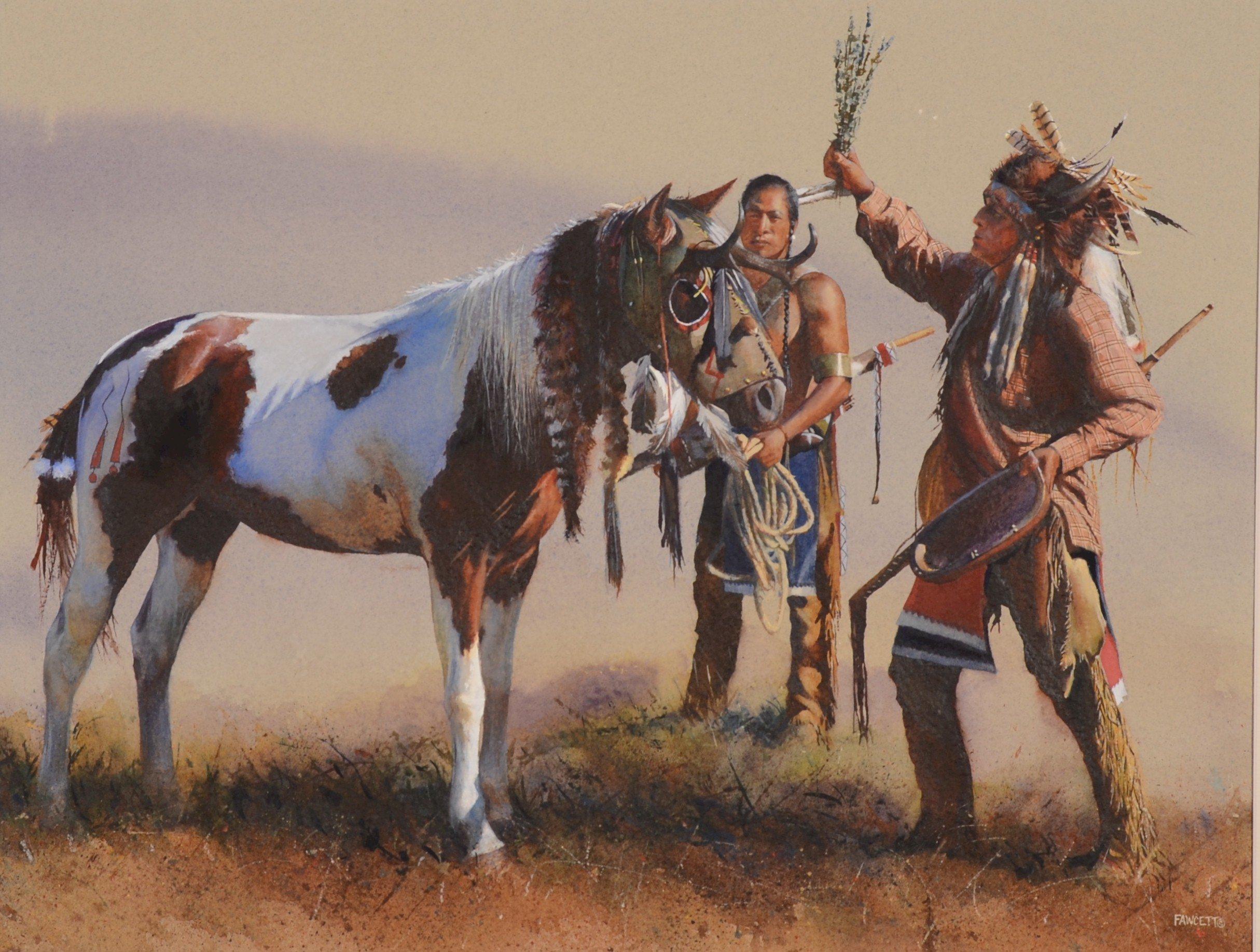 Indian Horse Wallpaper - WallpaperSafari