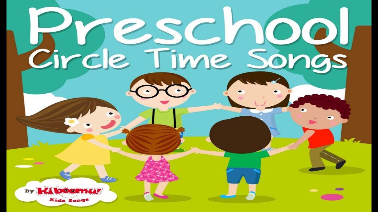 Circle Time Songs for Preschool Preschool Songs Songs for Kids 1280x720