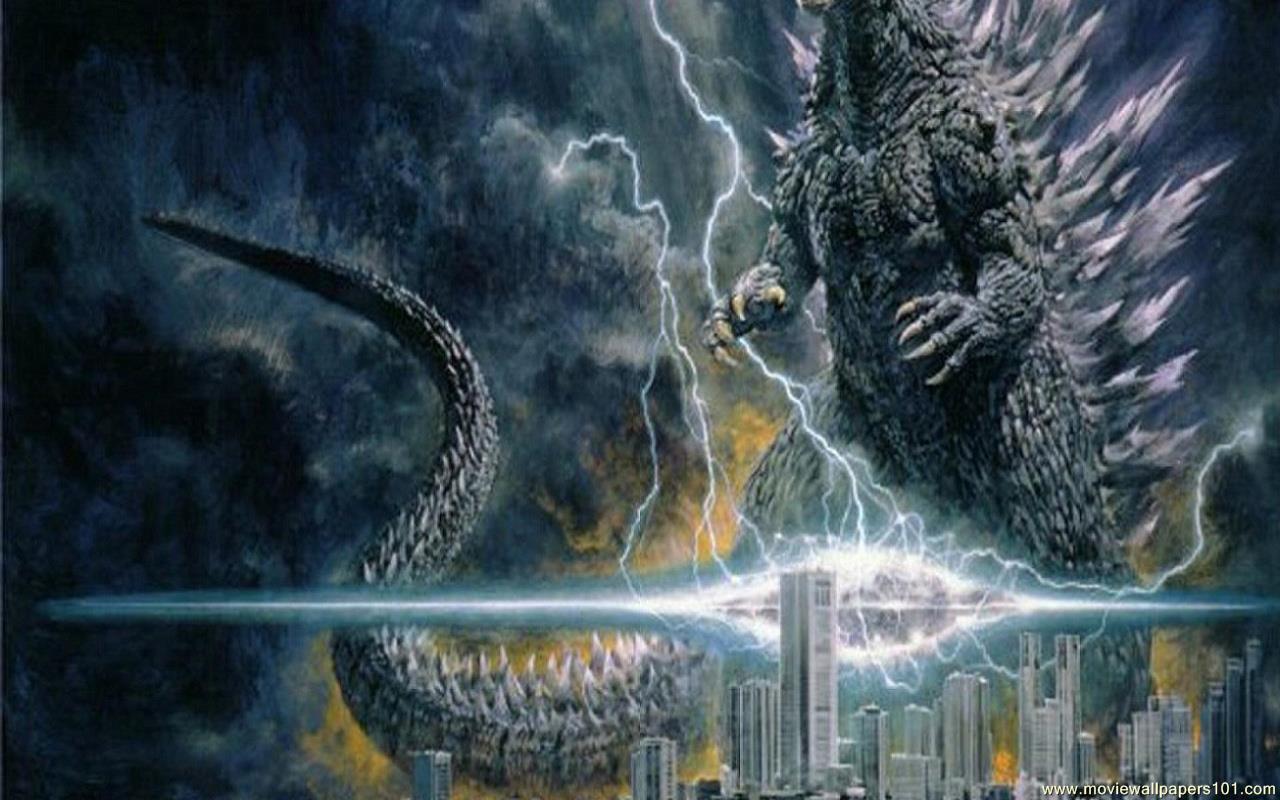 Godzilla wallpaper   1280x800 MovieWallpapers101com 1280x800