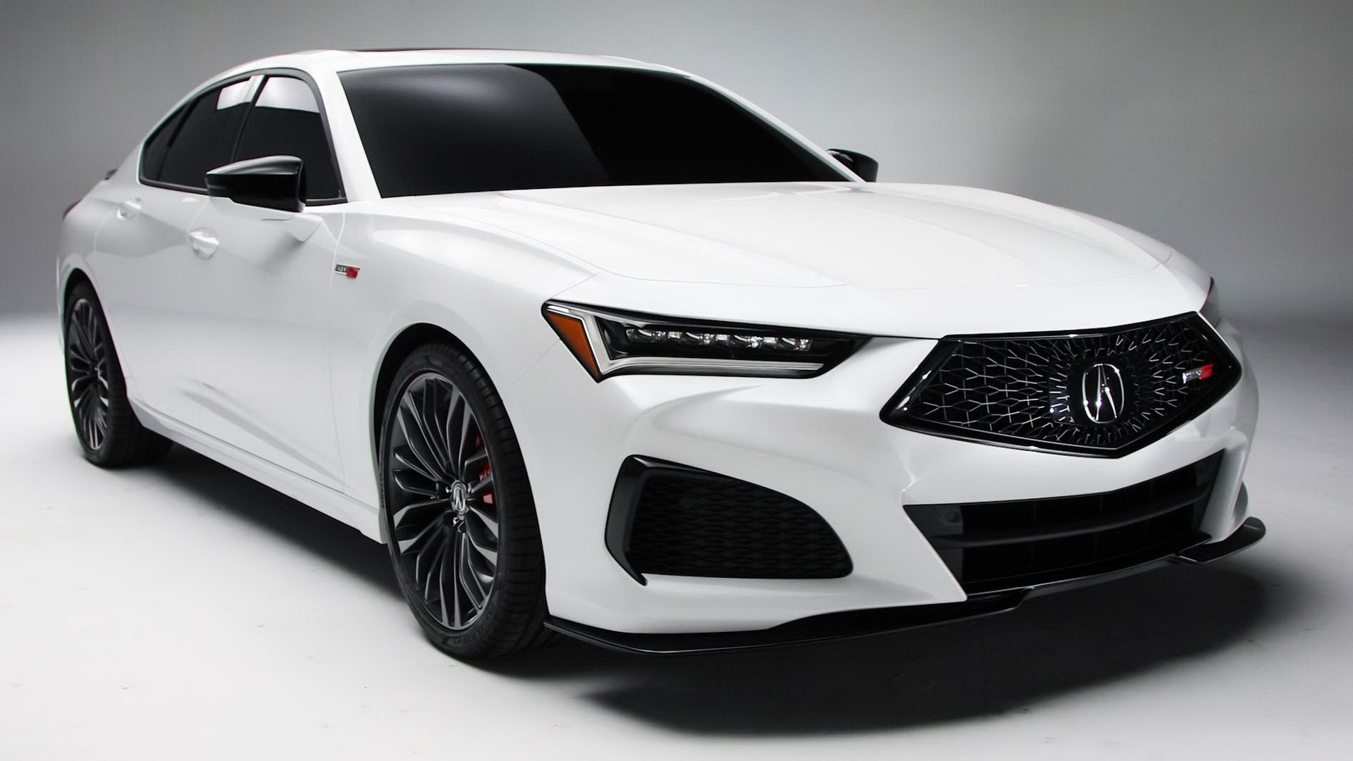 2021 Acura TLX Has The Brawn To Back Up Its Sharp Looks Carscoops 1920x1080