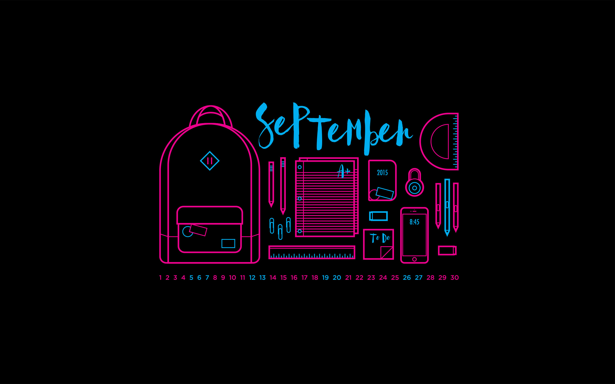 September Wallpapers 4K 2560x1600 WallpapersExpertcom 2560x1600