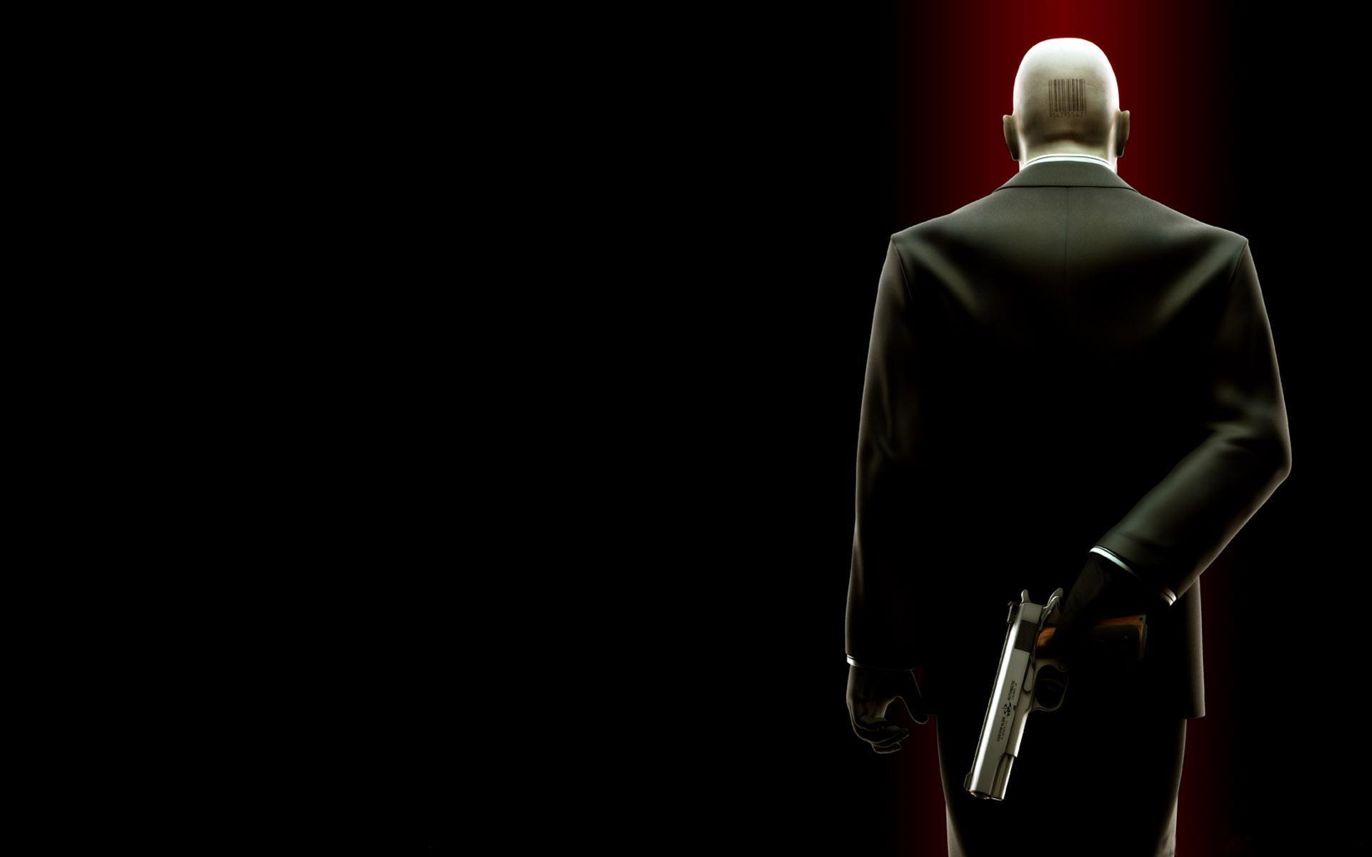 Hitman Absolution Barcode   wallpaper 1920x1200