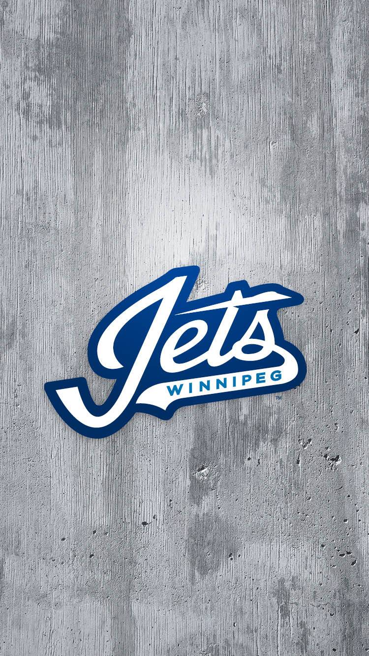 Desktop Mobile Wallpapers Winnipeg Jets 750x1334