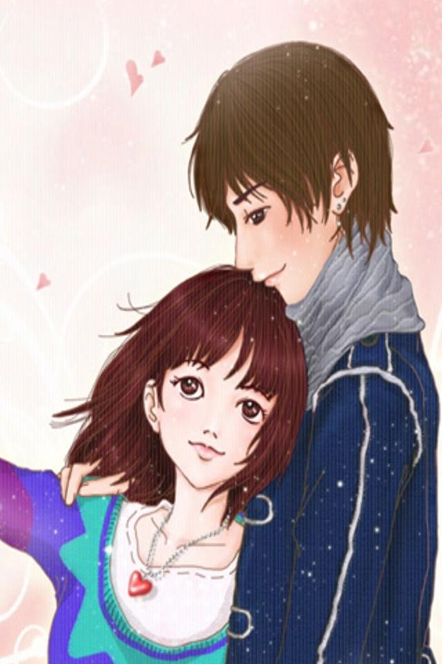 67 Cute Couple Backgrounds On Wallpapersafari