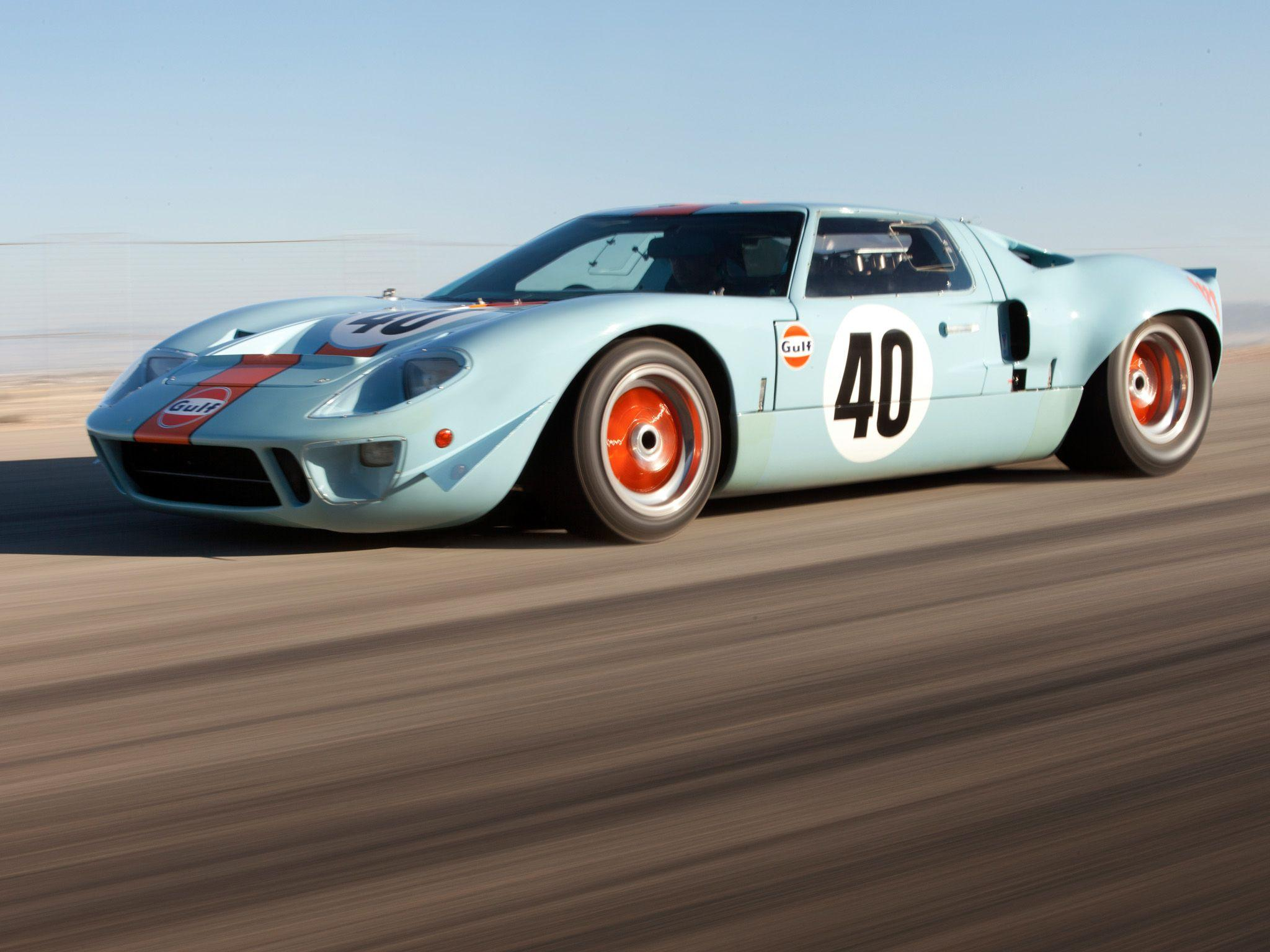 Ford GT40 Wallpapers 2048x1536