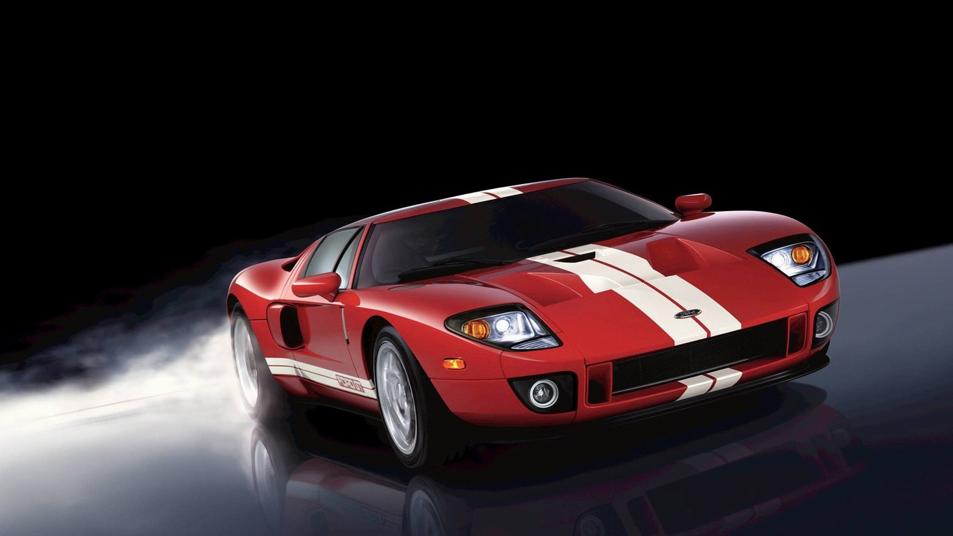 Ford GT 2005 04 1920x1080 WallpapersFord GT 1920x1080 Wallpapers 1920x1080
