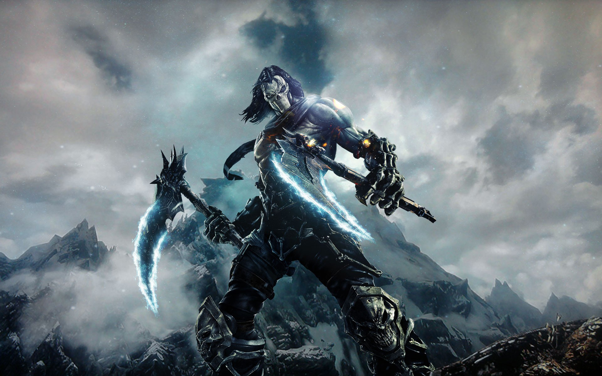 Darksiders 2 Character wallpapers Darksiders 2 Character stock 1920x1200