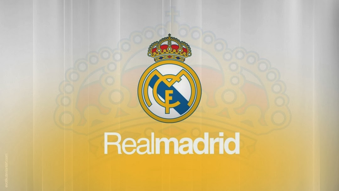Real Madrid FC Logo HD Wallpapers 2014 2015 1080x607