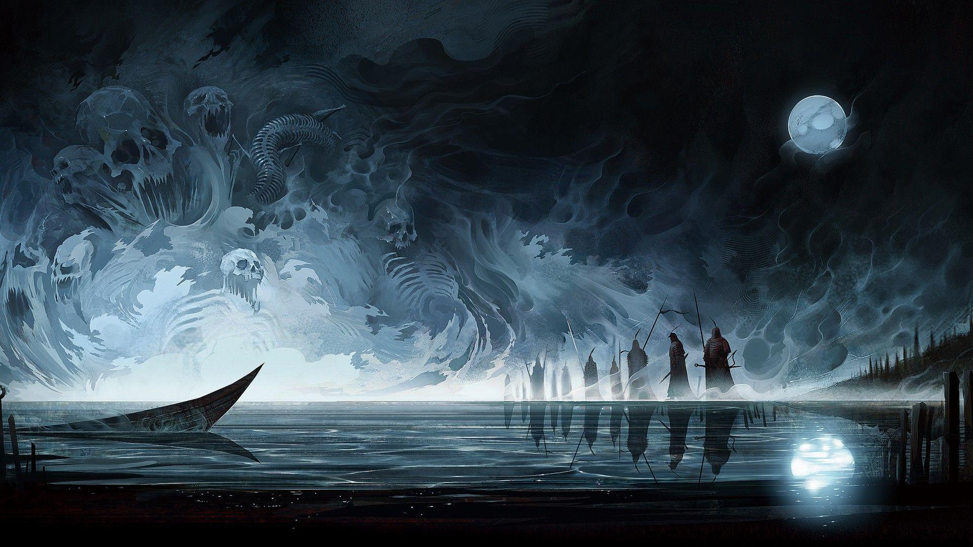 Dark Fantasy Wallpapers 1920x1080