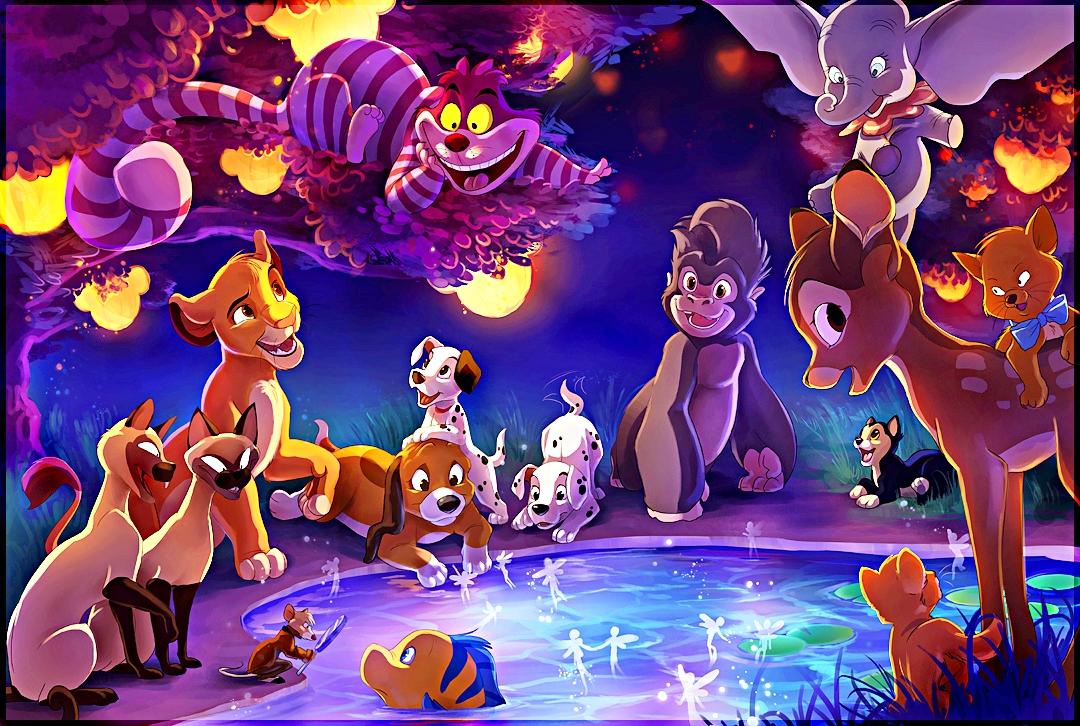 Art Disney: Disney Fan Art Wallpaper