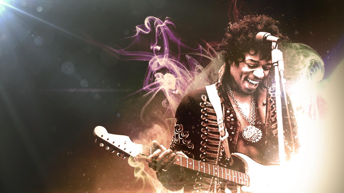 46 Jimi Hendrix Hd Wallpaper On Wallpapersafari