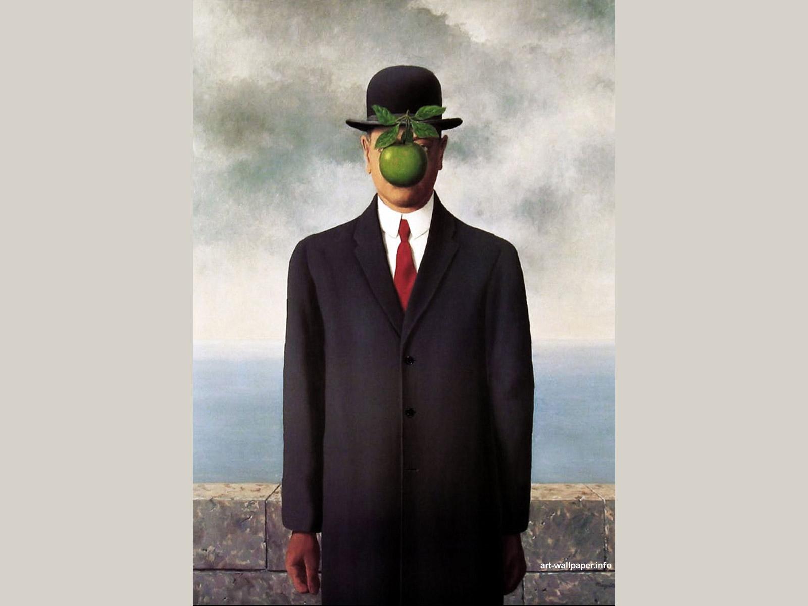 Rene Magritte Wallpapers Rene Magritte Art Painitng Wallpaper 1600x1200