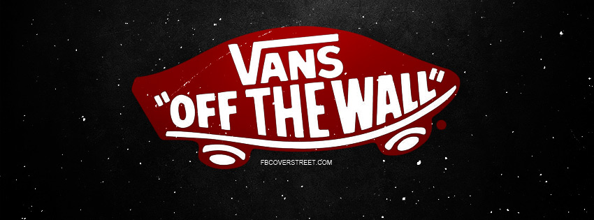 Vans Off The Wall Skate Logo Surf 850x315