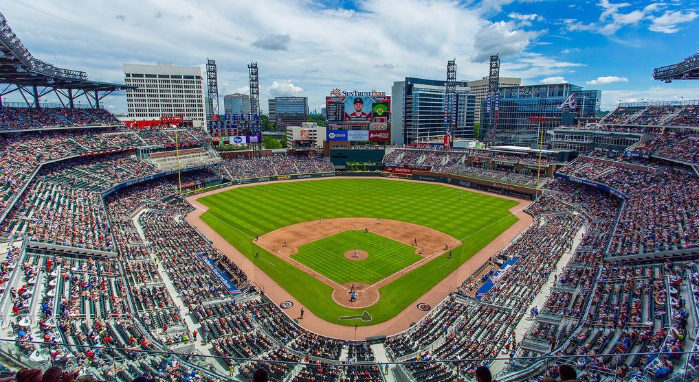 Truist Park   pictures information and more of the Atlanta Braves 1017x557