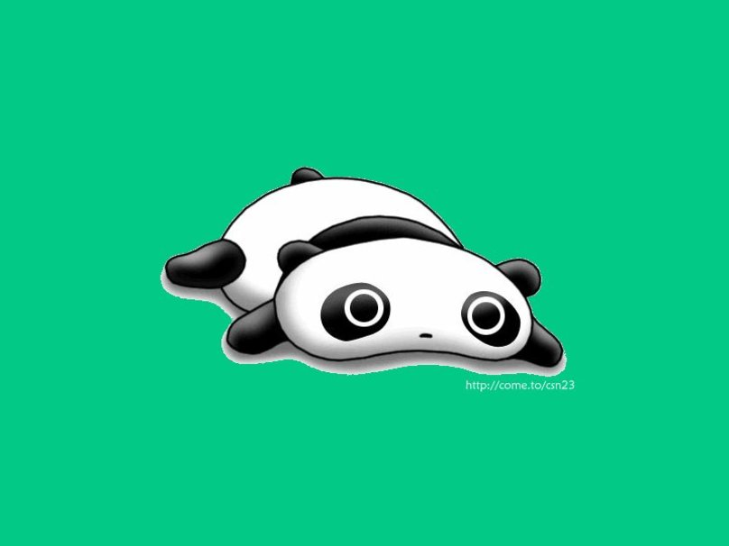 Super Cute Cartoon Panda wallpaper   ForWallpapercom 808x606