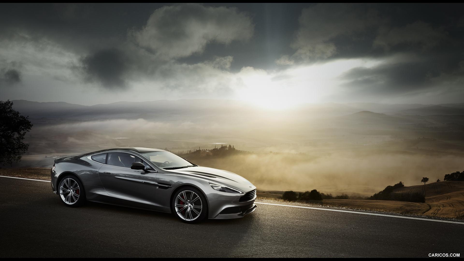 Aston Martin V8 Vantage S Dragon 88 Wallpapers | Car wallpapers HD ...