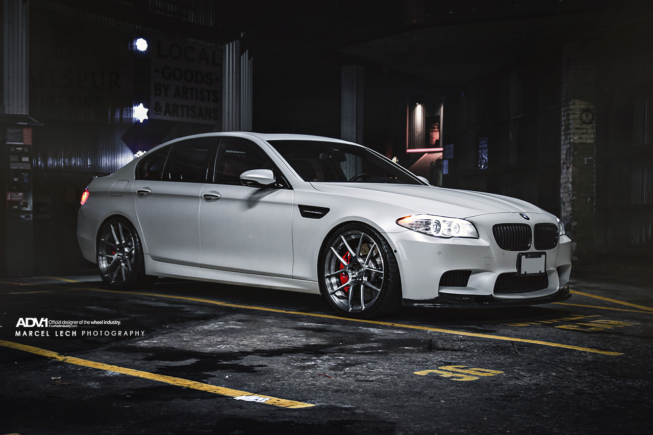 2013 Vorsteiner BMW M5 Images Pictures and Videos 1280x853