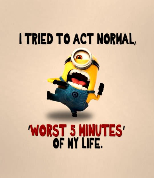 Minions Quotes Images For Whats app status 540x622
