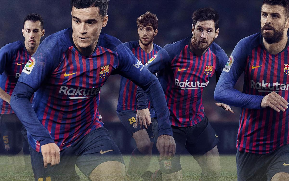 FC Barcelona unveils new Nike kit for 201819 season 1200x750