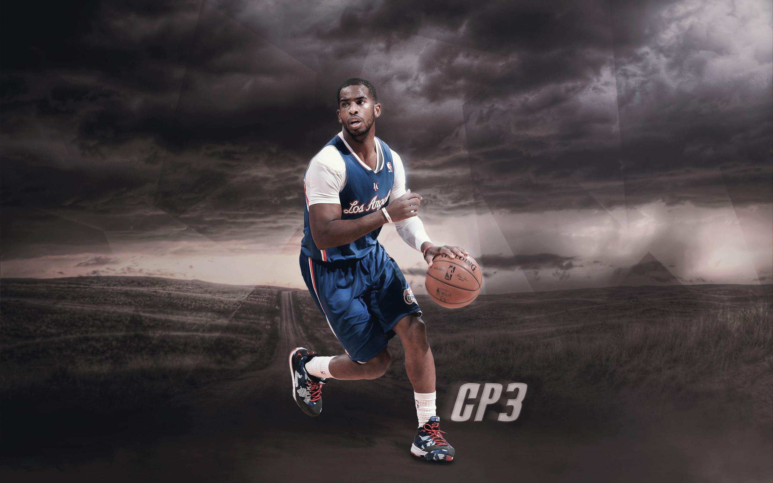 CP3 LA Clippers 25601600 Wallpaper Basketball Wallpapers at 2560x1600