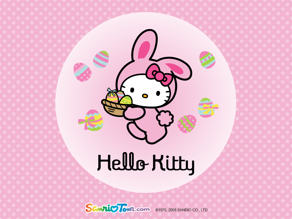 Hello Kitty Spring Wallpapers - Wallpaper Cave