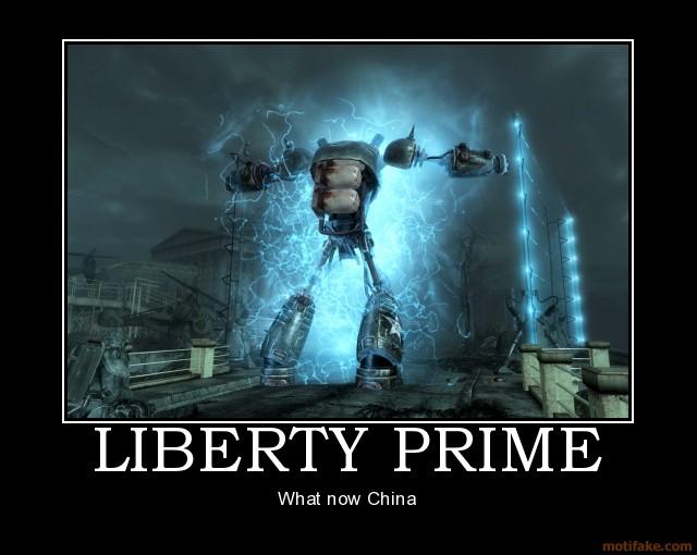 Liberty Prime Demotivational Poster 1247957569jpg 640x510