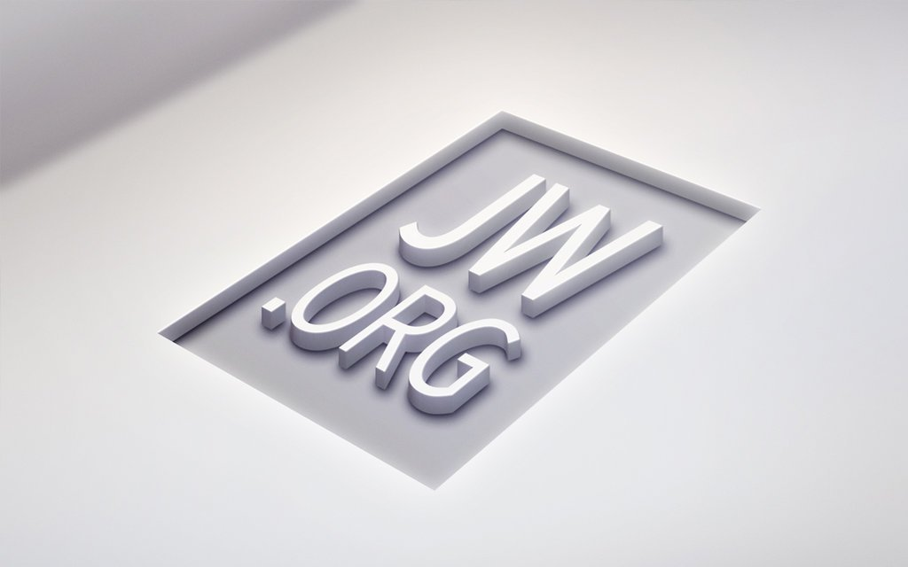 JWorg 3d imprinted in white wallpaper by networkdrone 1024x640