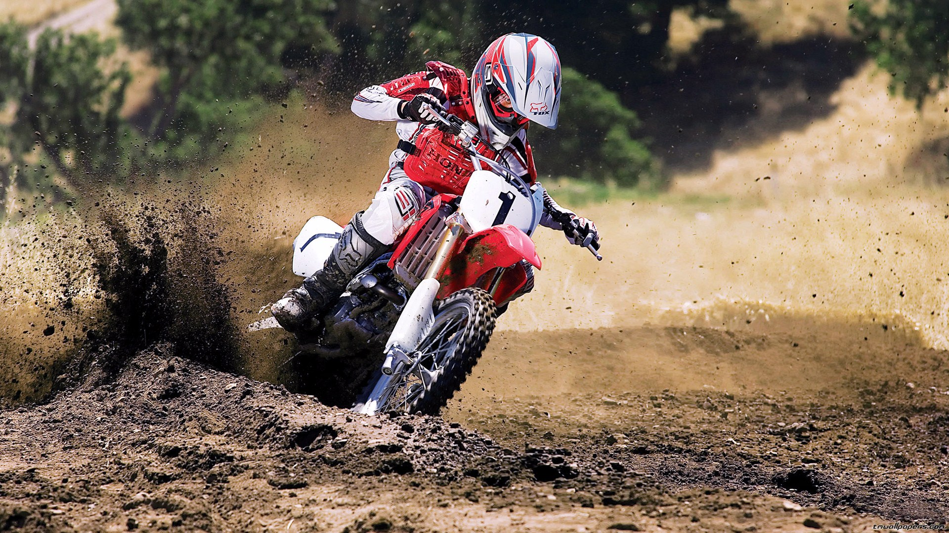 Dirt Bike Motocross Wallpaper HD 11 High Resolution Wallpaper Full 1920x1080