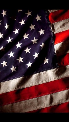 the US Flag Live Wallpaper Android app 100000 downloads US Flag 288x512