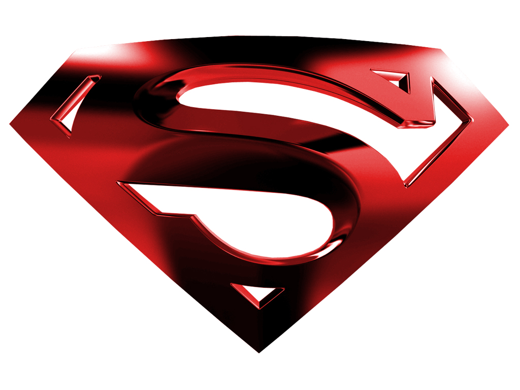 Spermen HD Logo Superman Wallpaper Kaliteli Resim 1024x768