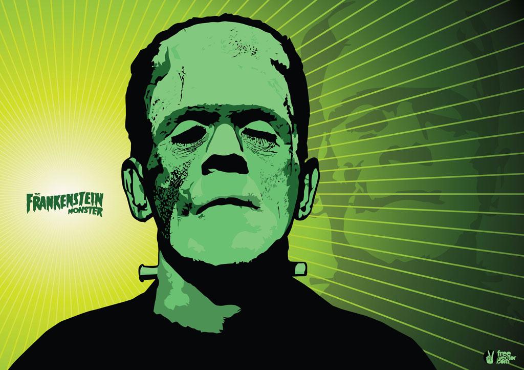 Frankenstein Vector 1024x722