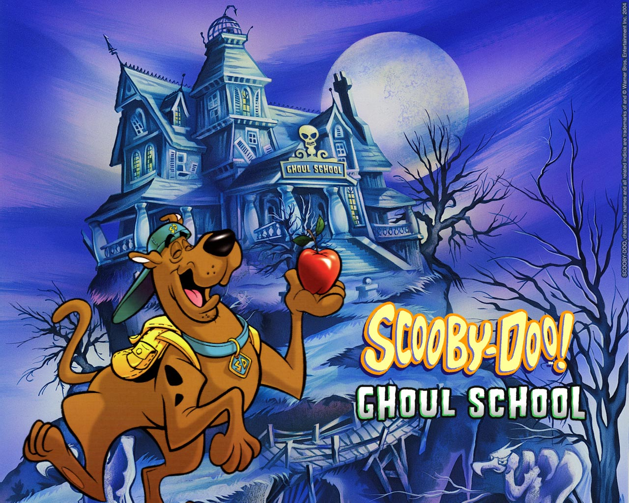Scooby Doo Wallpaper - WallpaperSafari