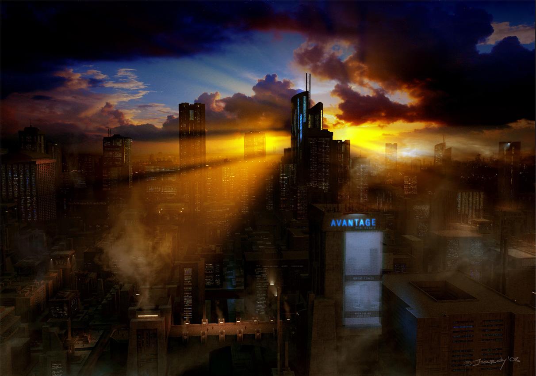 sci fi high resolution HD Wallpaper - General (#406810)