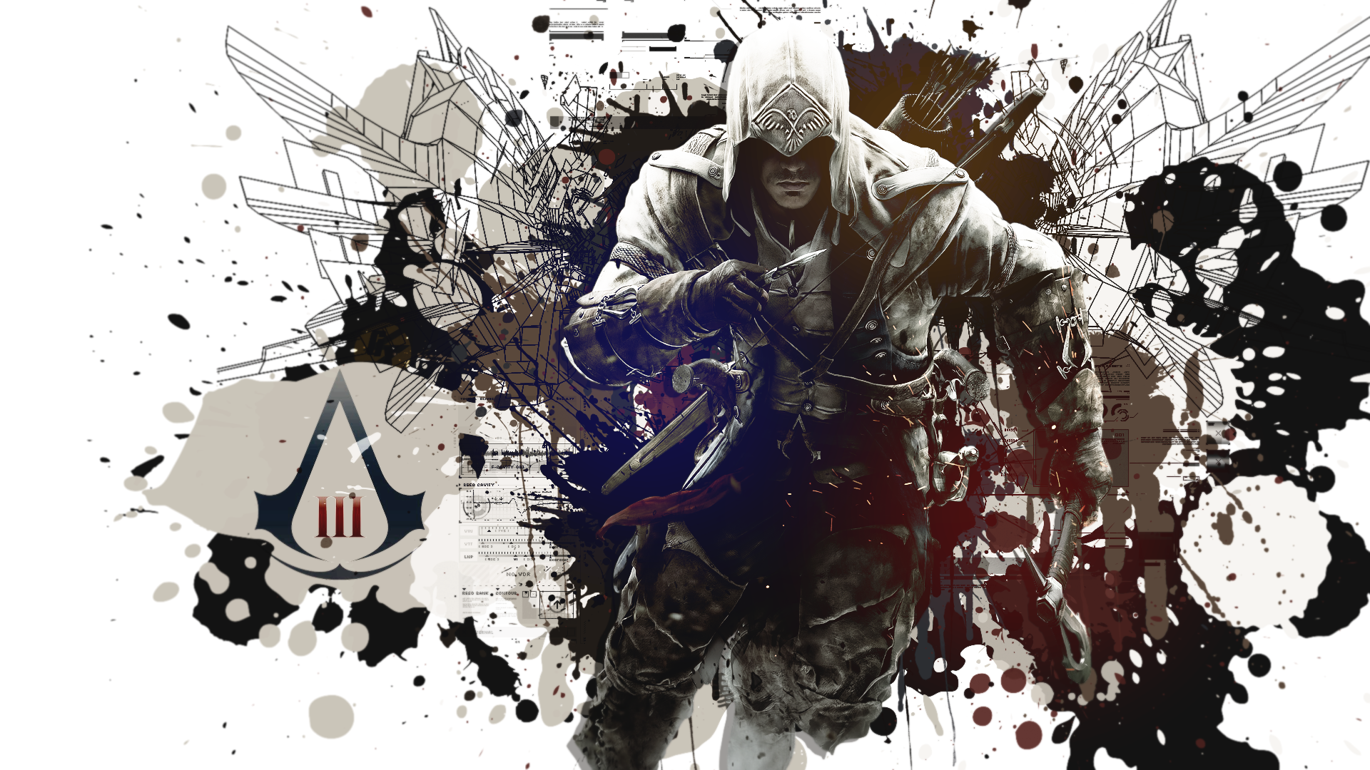 Assassins Creed 3 Wallpaper Hd 1080P wallpaper   1340750 1920x1080