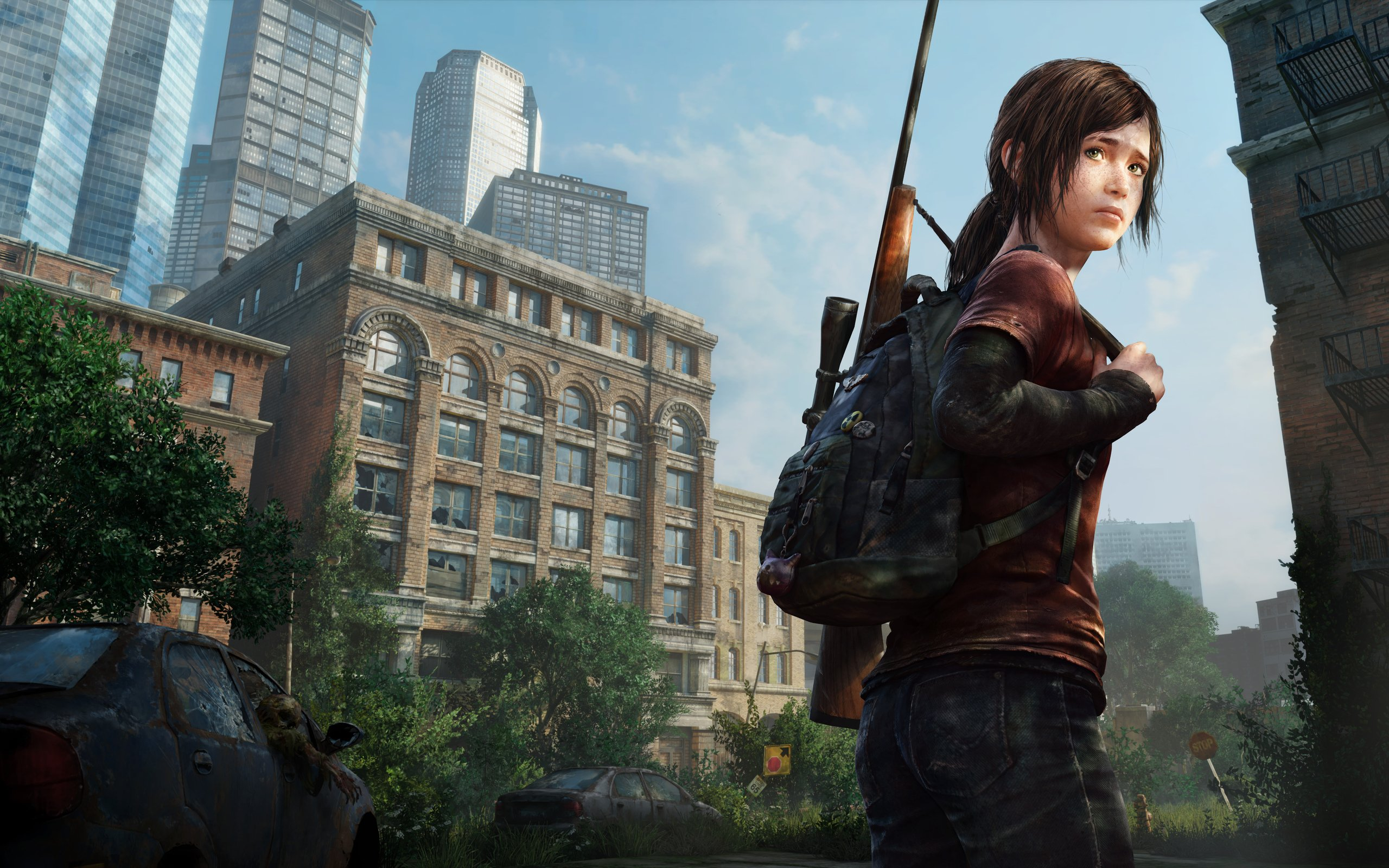 Wallpaper Game The Last of Us Desktop Wallpapers and Themes 2560x1600