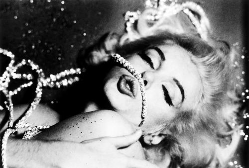 Black and White vintage marilyn monroe old hollywood 1960s bert stern 500x338
