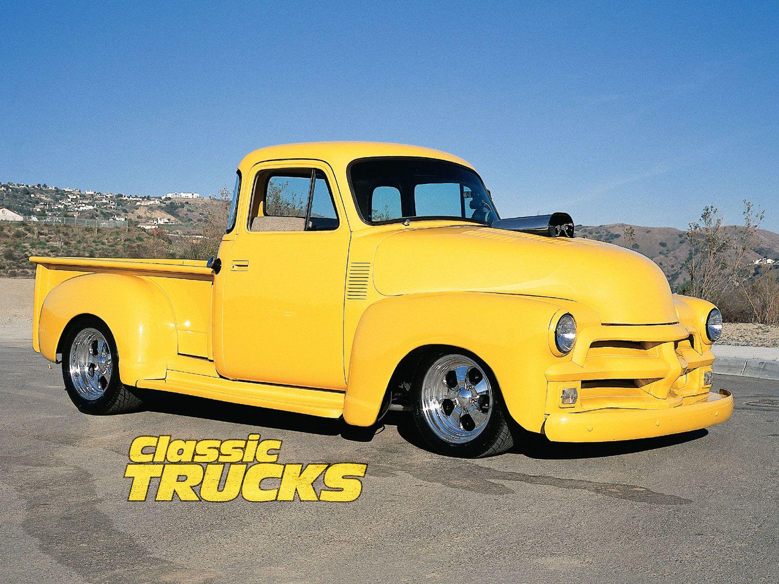 free desktop wallpapers 027 zclassic truck desktop wallpapers 1600x1200