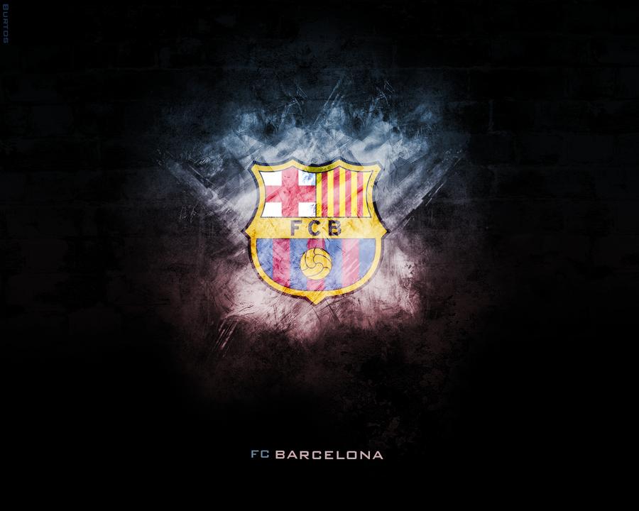 FC Barcelona by Burtoss 900x720