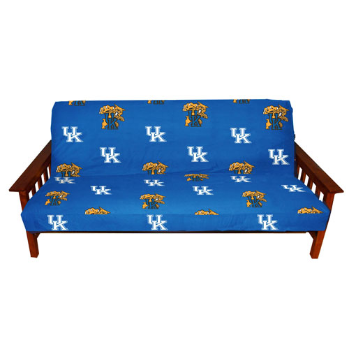 Kentucky Wildcats Full Size Futon Cover 500x500