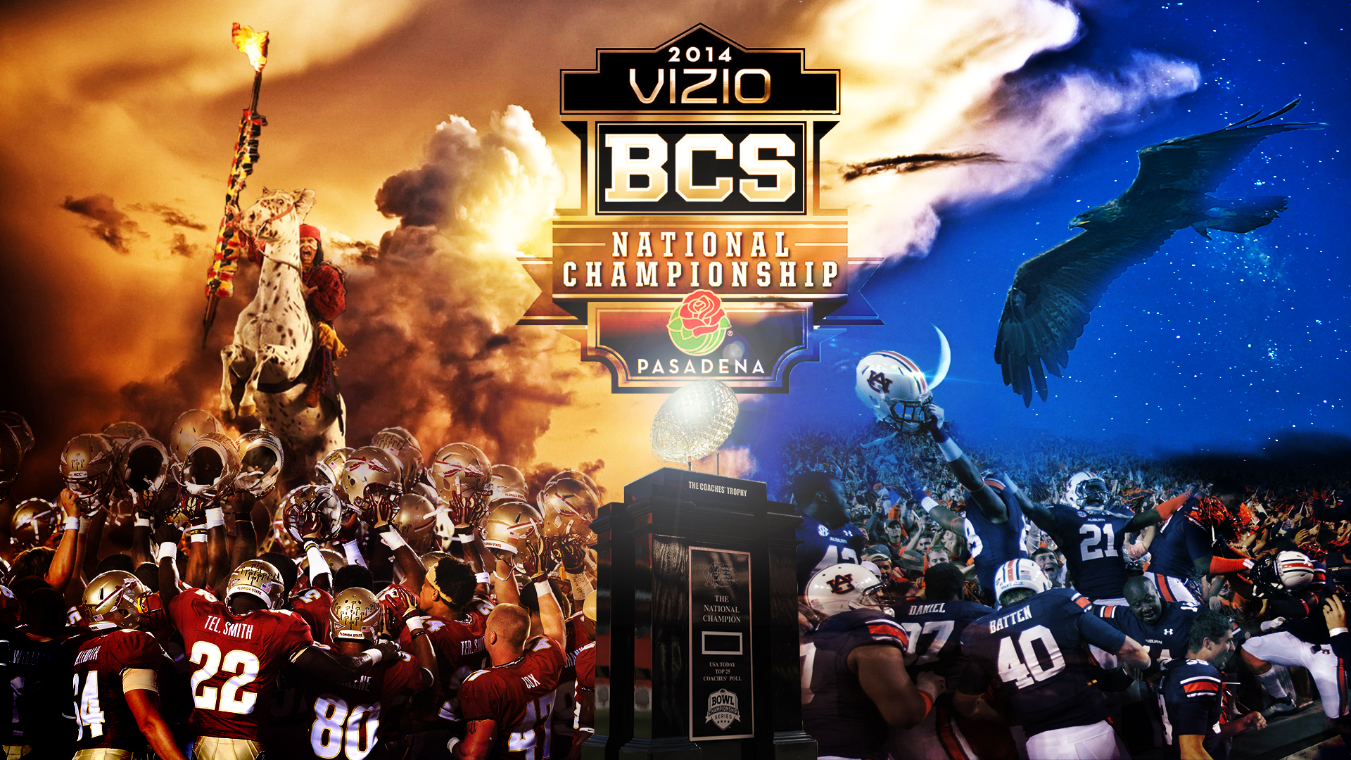 Florida State vs Auburn Tigers Game Preview The Territory 1920x1080