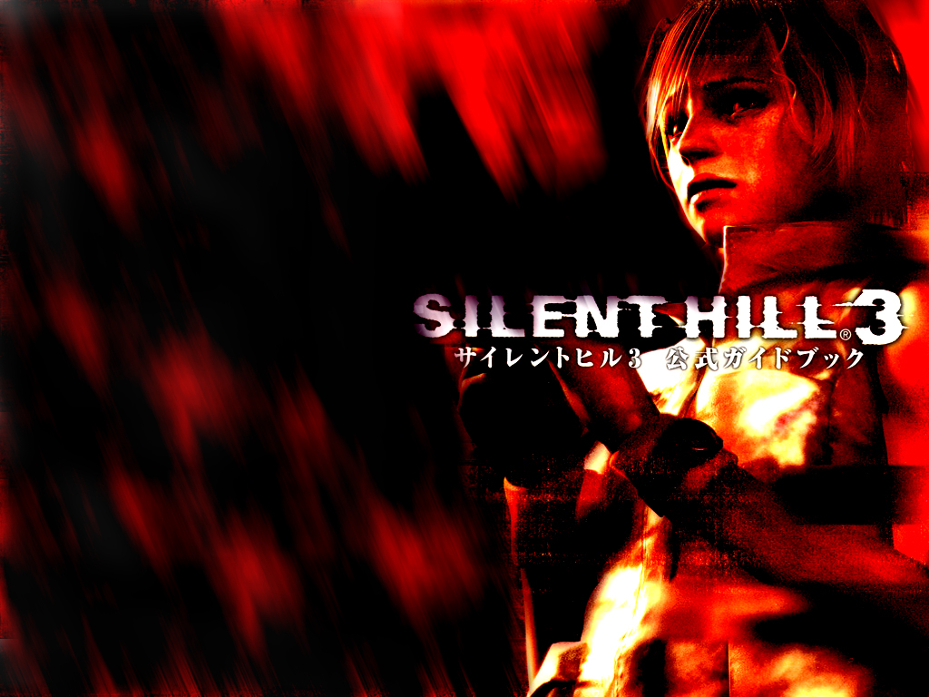 Silent Hill 3 Wallpaper by Razpootin 1024x768